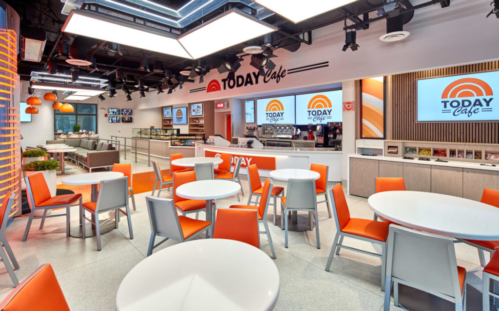 The Today Show Cafe